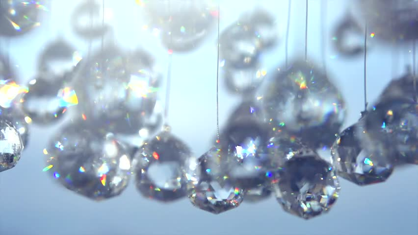 Photo Collection Chandelier Crystal Wallpaper