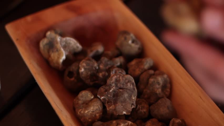 Header of truffle