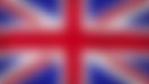 "UK - internet domain of United Kingdom. Typing top-level domain "".UK"" against blurred waving national flag of United Kingdom. Highly detailed fabric texture for 4K resolution. Clip ID: ax1060c"