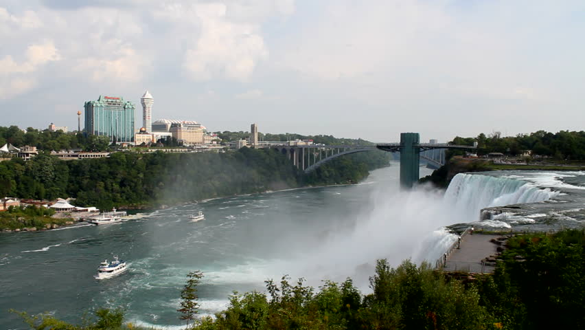 Niagara Falls New York Stock Footage Video 100 Royalty Free 8999746 Shutterstock