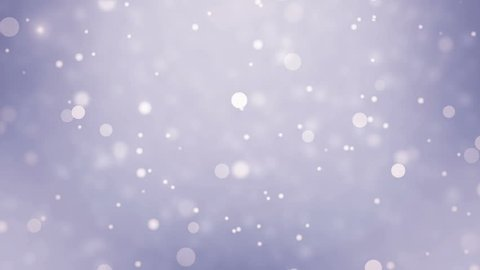 Moving gloss particles on violet background loop. Slow motion. Soft beautiful backgrounds. Circular shapes perform dance. motion background. More sets footage  in my portfolio.