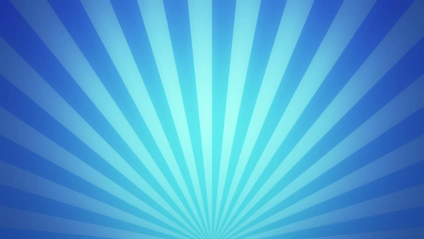 Stock video of retro radial background, blue tint ...