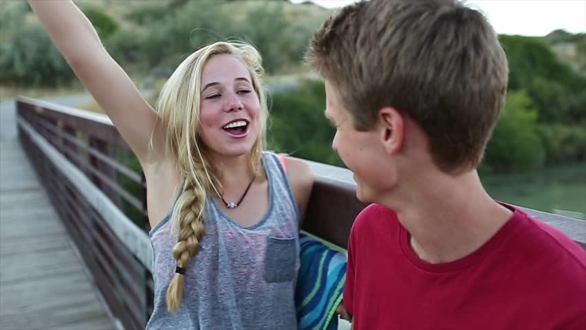 Teen Flirts 46