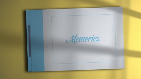 Photo Album Cover. You can reveal your image and videos using this nostalgic intro. It has 3 different styles to choose from and a corresponding matte clip or alpha clip at the end.