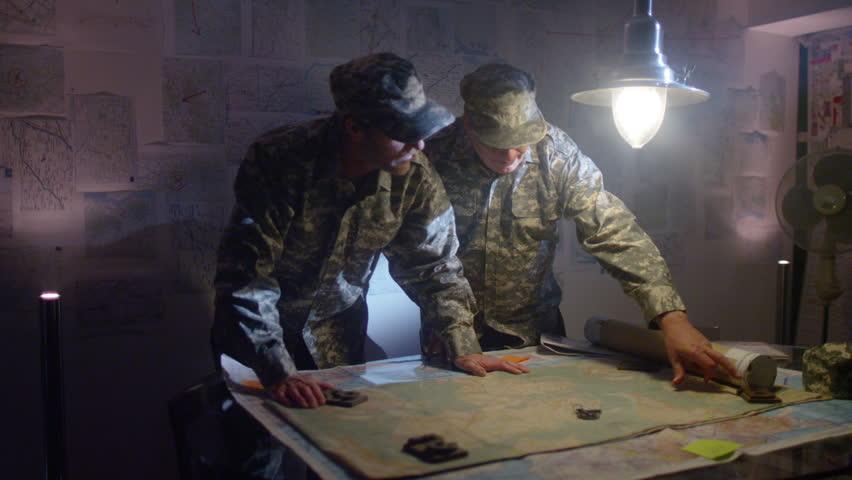 battle strategy