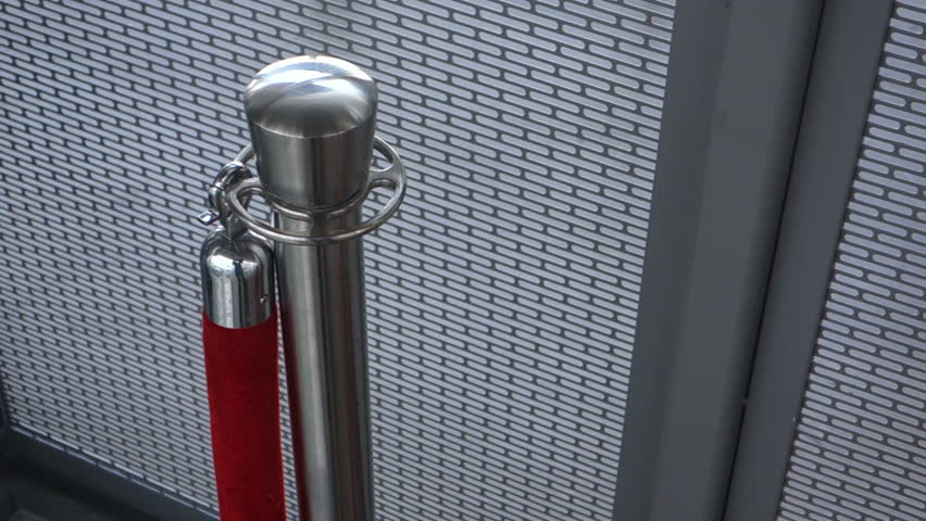 Header of stanchion