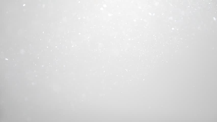 Snowflakes, white background  Source : Panasonic Lumix GF1 | Shutterstock HD Video #969085