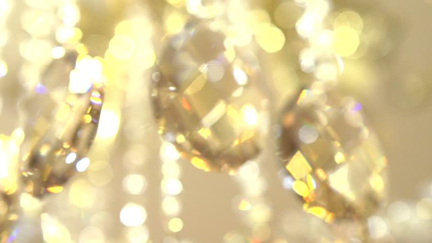 Chandelier Close Up Stock Footage Video 7088752 | Shutterstock