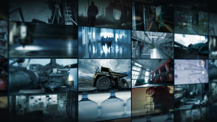 Industrial montage | Shutterstock HD Video #970570
