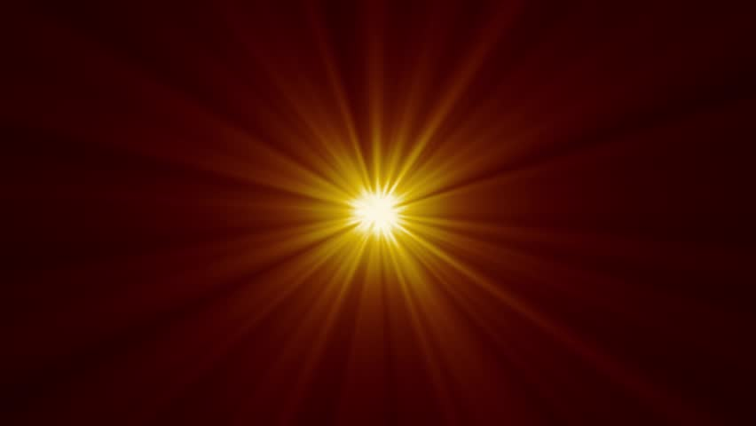 light rays from the sun. light rays hd stock footage clip from the sun