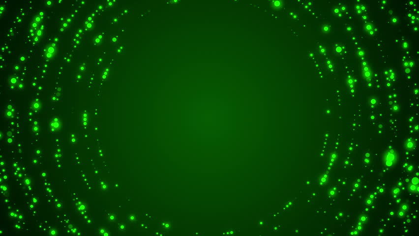 Green abstract motion background, loop   Shutterstock HD Video #9775106