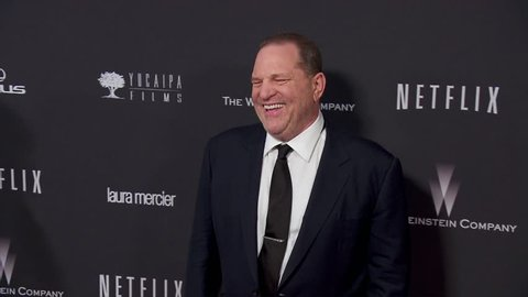 Beverly Hills, CA - January 12,2014: Harvey Weinstein at Weinstein Company's 2014 Golden Globe After Party, Beverly Hilton Hotel