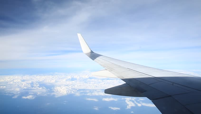 Interesting Airplane Window Wing From Flying Over The Cloud High For Design Ideas