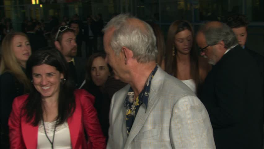Hollywood, CA   April 17,2006: Bill Murray At The Lost City Premiere Part 40