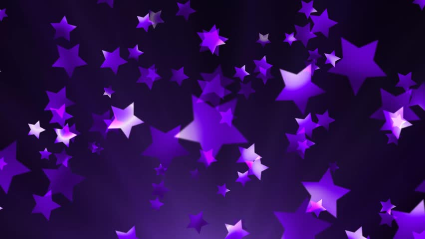 Multiple purple shooting stars against a purple and black background. Motion background animation.  | Shutterstock HD Video #9857129