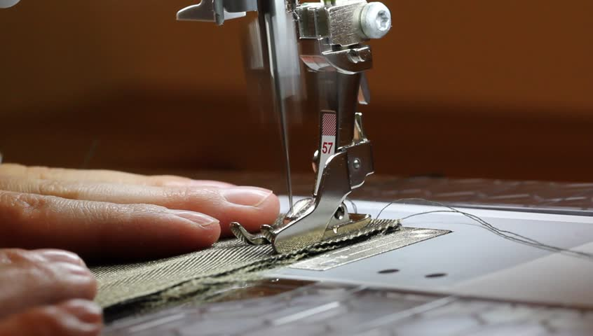 Sewing Machine Montage (Multiple Clips)